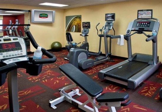 Wayne, Pensylwania: Fitness Center