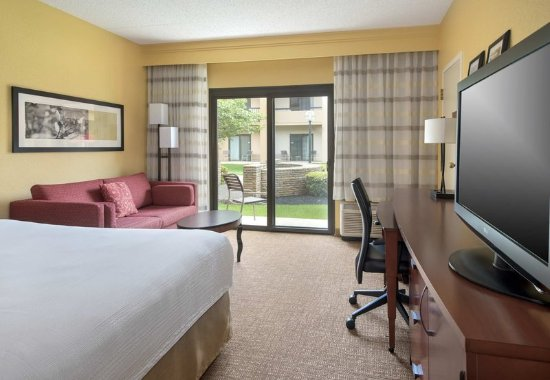 Wayne, Pensilvania: Executive King Guest Room