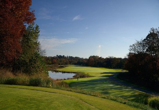 Kingsport, TN: Cattails Golf Course - Hole 14