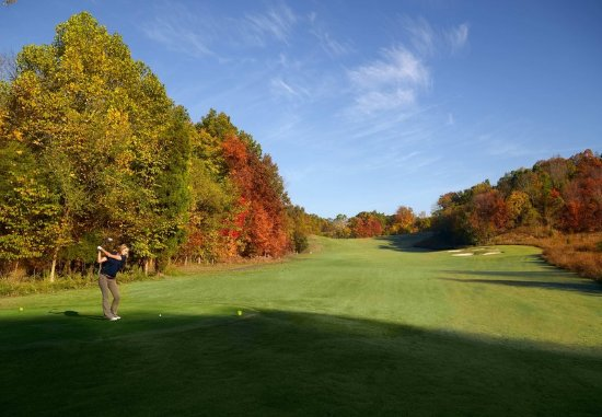 Kingsport, TN: Cattails Golf Course - Hole 11