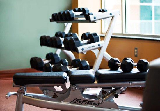 Kingsport, TN: Weight Room