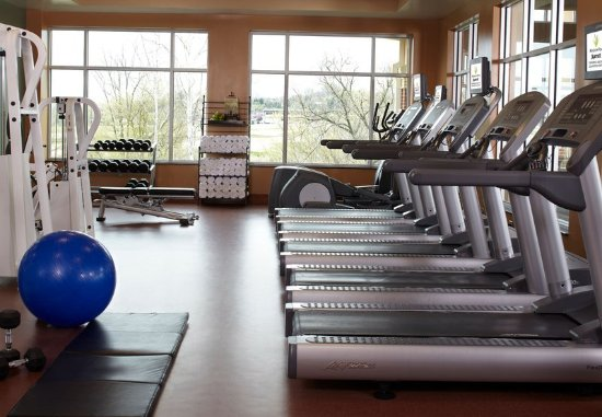 Kingsport, TN: Fitness Center