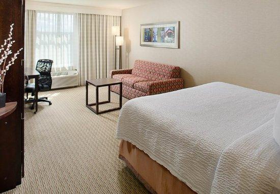 Keene, NH: King Guest Room