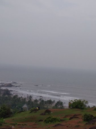 Chapora, Indien: Beauty!