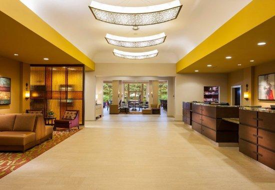 San Ramon, CA: Lobby