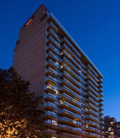 Residence Inn Montreal Westmount: Exterior