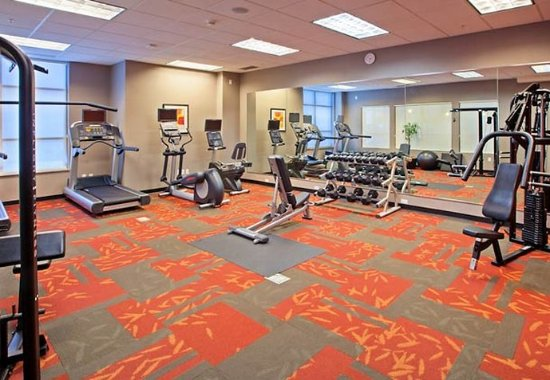 Residence Inn Louisville Downtown: Fitness Center