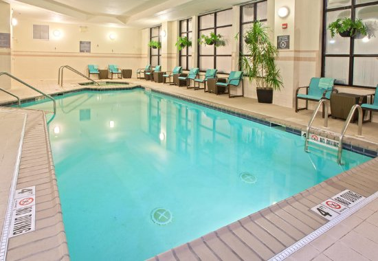 Residence Inn Louisville Downtown: Indoor Pool