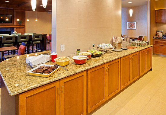 Residence Inn Louisville Downtown: The Residence Inn Mix