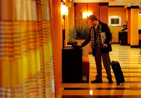 Fairfield Inn & Suites Kennett Square Brandywine Valley: Lobby
