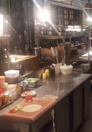 Kampiun Bistro Dapur Restoran