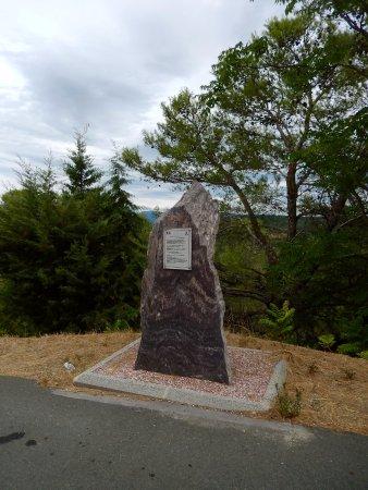 Resistance Memorial Col de Fontjun