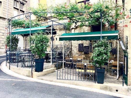 Le gelase pezenas restaurant avis num ro de t l phone for Restaurant a pezenas