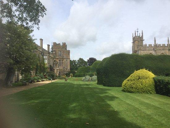 Winchcombe, UK: スードリー城と庭園