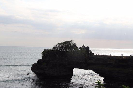 Tanjung Benoa, Indonesia: Tanah Lot temple area