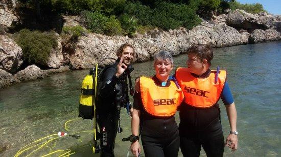 Zdjęcie Punta Negra Diving Experience in Mallorca