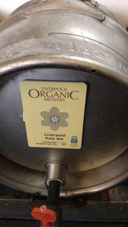 Liverpool Organic Brewery