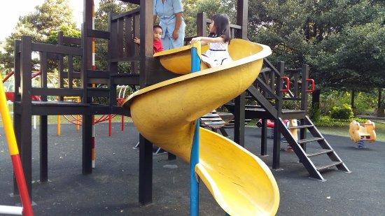 Hotel Borobudur Jakarta: Outdoor Children Playground