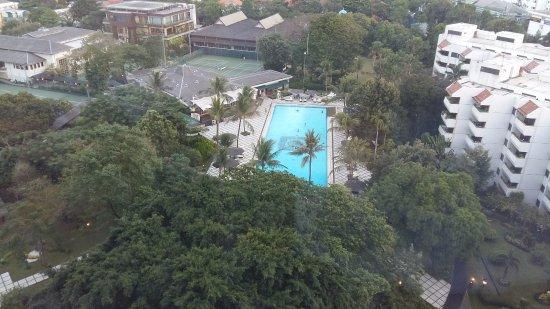 Hotel Borobudur Jakarta Photo