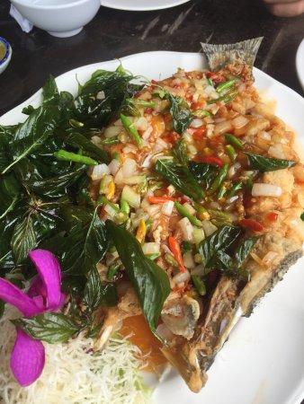 Sai Thai, Tailândia: Food at Baan Ko Lek