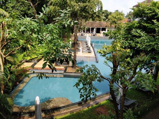 Alila Diwa Goa: View from Room Balcony