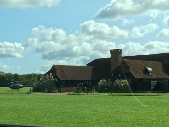 HURTWOOD PARK POLO COUNTRY CLUB, Ewhurst
