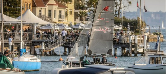 Manly 16ft Skiff Sailing Club