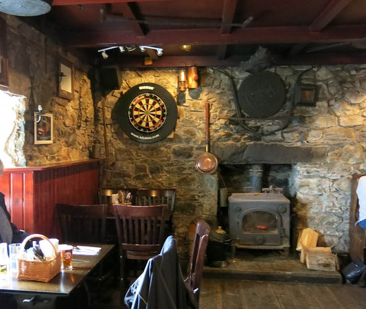 Craignure Inn: Must be a lovely place to be in winter