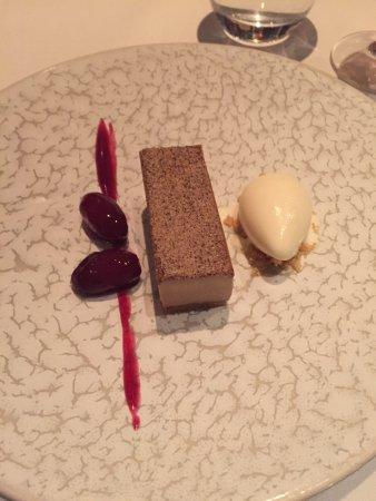 The Ledbury: Dessert
