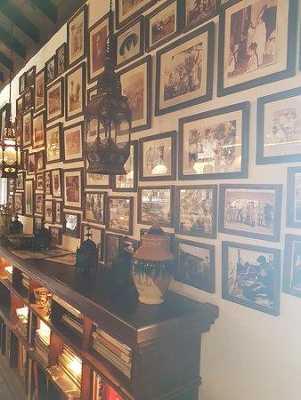 Betancuria, Spagna: Decorazioni del bar
