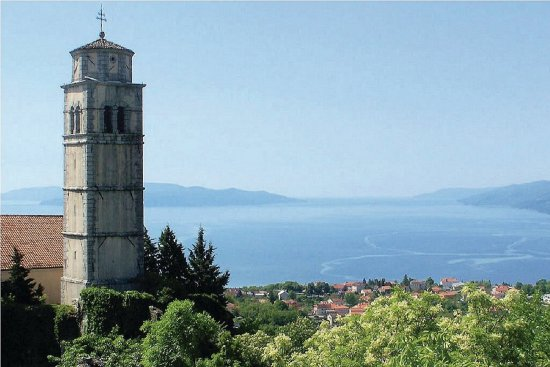 Kastav, Croatia: The most beautiful view from the most beautiful city