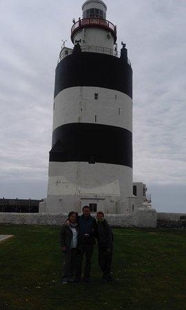 Fethard On Sea, Ireland: hook head lighthouse