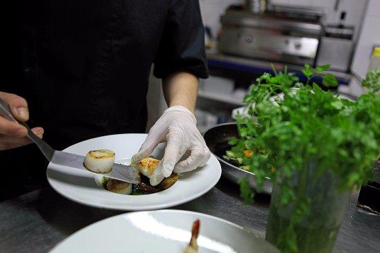 Nissan-lez-Enserune, France: Plat du Restaurant O'33 à Nissan-Lez-Ensérune - Restaurant gastronomique près de Béziers