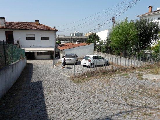 Felgueiras, Portugal: Parking