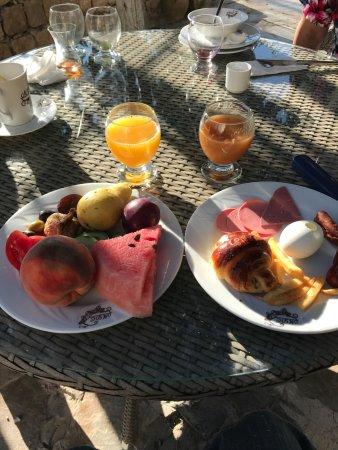 MDC ホテル, 私が食べた朝食ヴァイキングです。