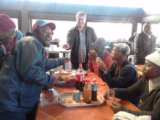 Guguletu, جنوب أفريقيا: Guguletu  Hostel with Wallie