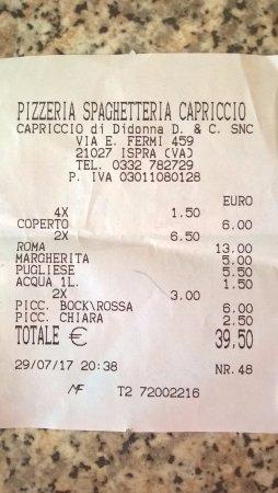 Ispra, Włochy: Classica pizzata con amici Birra e Pizza