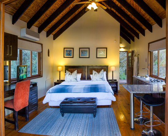 Thunzi Bush Lodge: Heron Chalet