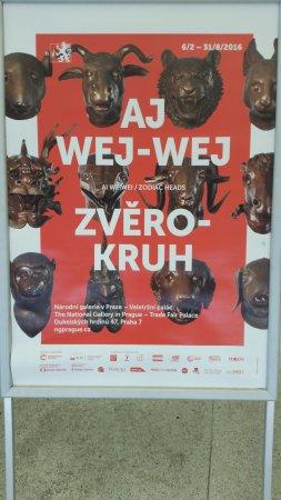 Veletrzni Palac : poster