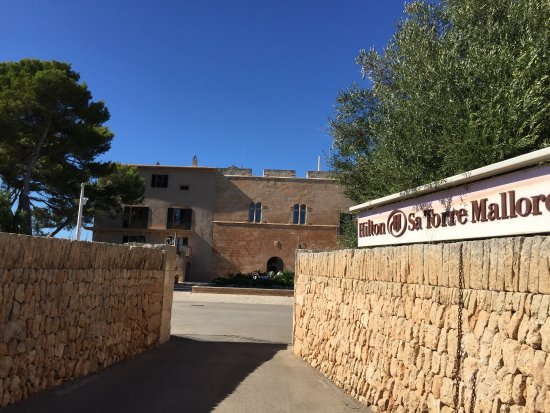 Hilton Sa Torre Mallorca: Eingang