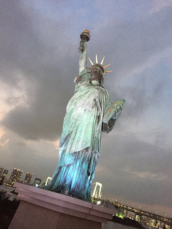 Statue of Liberty (Minato, Japan): Top Tips Before You Go (with Photos) - Tri...