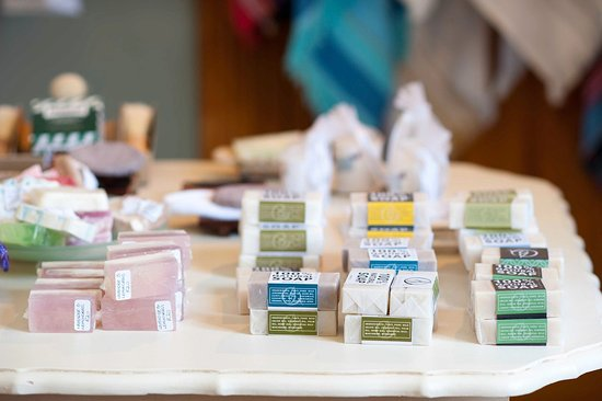 Hermanus, Sudáfrica: Hand made soaps with natural ingredients and essential oils.