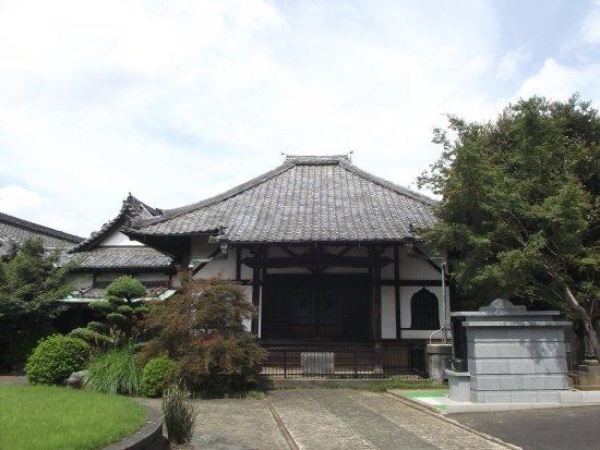 荒川区, 東京都, 本 堂