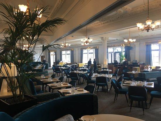 galvin demoiselle at harrods london intrieur restaurant