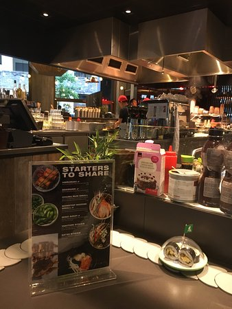 Wallisellen, Suiza: Nooch Asian Kitchen