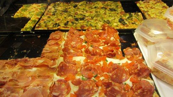 Chicco Roma Trevi : Pizza al corte