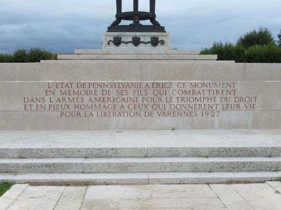 Monument Americain Pennsylvanie