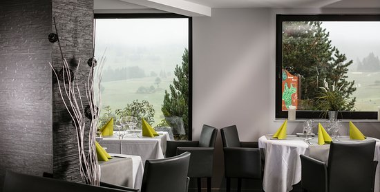 Les Rousses, França: Restaurant de l'Hôtel