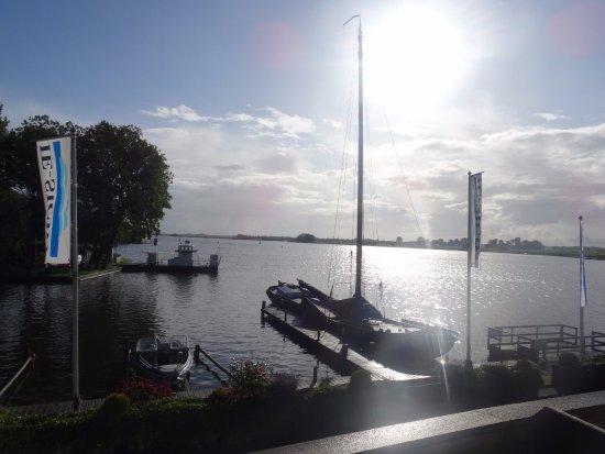 Oudega, Países Baixos: Prachtig uitzicht