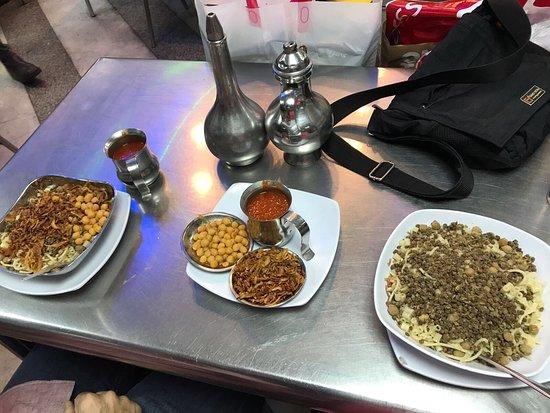 Koshary Abou Tarek